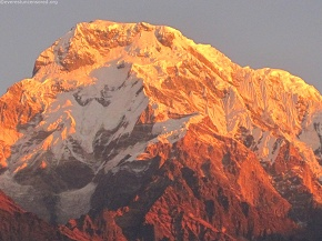 AnnapurnaSouth@SunRise