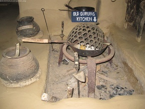 Ancient Gurung Kitchen