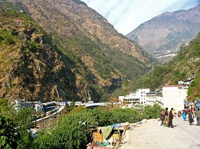 Miteri between Nepal and China