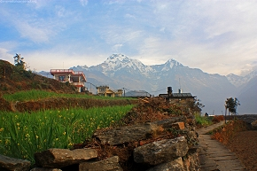 This is Ghandruk