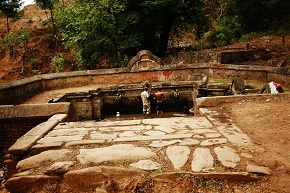 Prithvi Narayan Shah`s Dhaara the many centuries old natural tap
