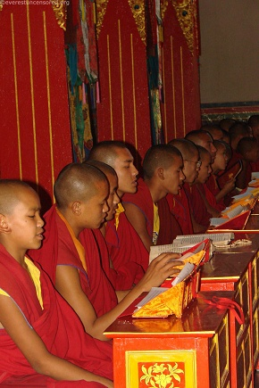 Rituals and Buddhism