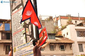 My Nepal, My Double Pride