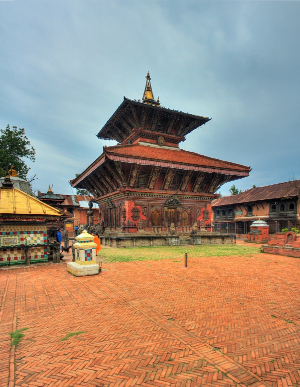 Changu Narayan - The Oldest temple in Kathmandu valley (4th century A.D)