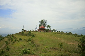 Hanumanthan from a distance