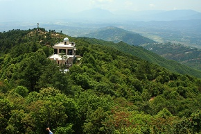 Observatory at Nagarkot