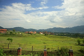 Nagarkot Valley