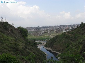 the chobar canyon