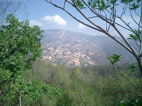 A nice view from Dhulikhel