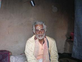 Old baba of Baaghdwar