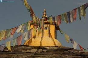 Gajura of the Buddha Gompa