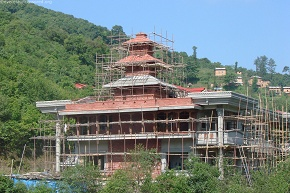 Panch Maha Laxmi....Under Construction