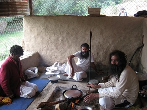 Babaji ko kitchen
