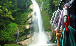 Canyoning at Sundarijal - Feel the fear