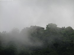 Gorkha durbar goes misty at no time