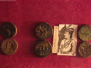 Coins of different era III