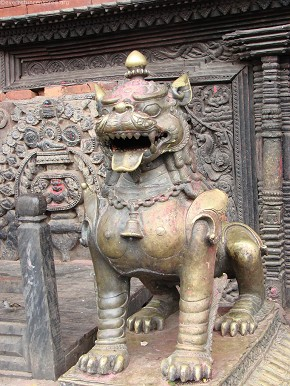 Guard of Bhairab; got to be Fierce