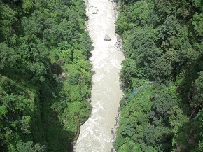 Bhotekoshi aka The Bungee River