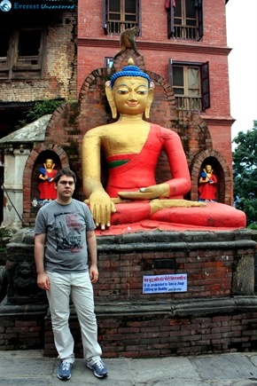 Buddha and Andreas