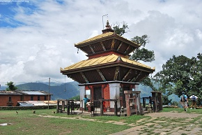 Gaurati Bhimeshwor Temple- one hour from Chautara