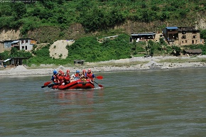 15days rafting package