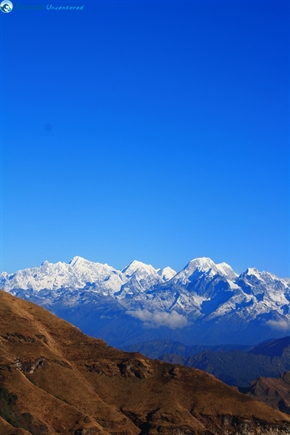 Here in Nepal you got to see scenaries like this