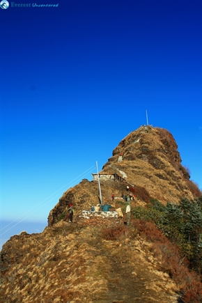 The Height of Kalinchowk