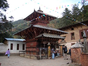 Ichangu Narayan Temple