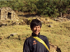 HarkaBJirel-our volunteer guide to Cheese factory