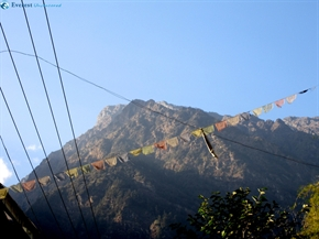 Only Nepal has not got wires