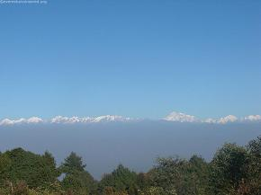 As Seen From Nagarkot Hill