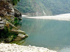 kaligandaki River