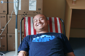 Smiley donor