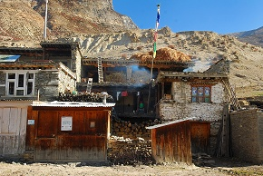 day6  House at Manang