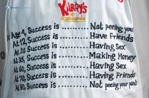 46. haha Kilroys Success definition