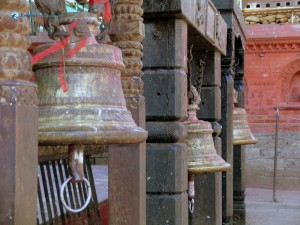 14. Big Bells of historical manakamana