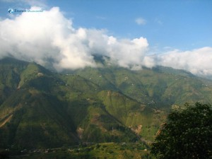 40. Green Mountains our treasure in nepal