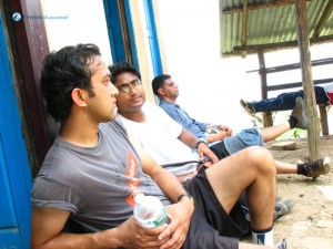 73. Resting hitesh and team