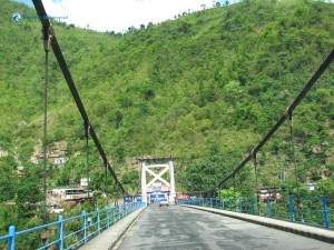 86. The bridge connecting Mungling to Tanahun Pokhara