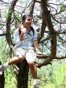 104. Did not know Rudra pandey climbs a pine tree better than a moneky