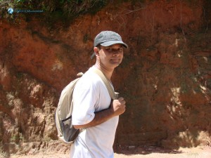 35. Hey Smiley Sharad Pokharel Still not tired of hiking