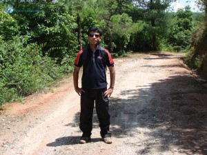 63. Prabhakar Giri is a hero boy who loves hiking