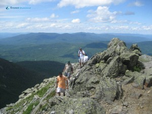52. Steep Cliffs of Mt Adams USA