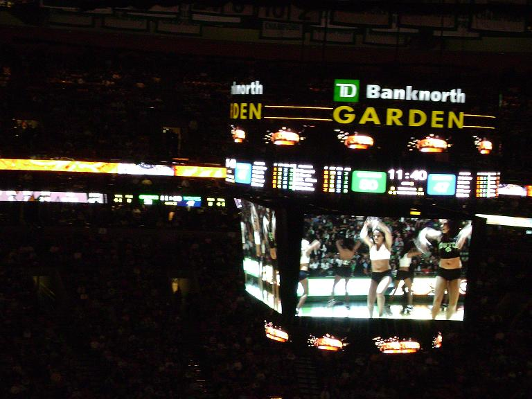 Boston Celtics.com praised along with the Spectators