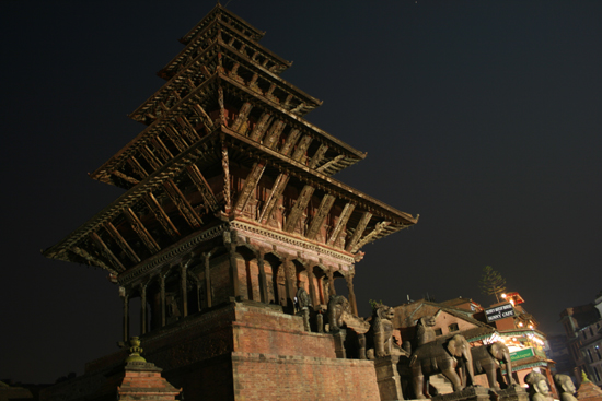 Temple of Nepal