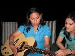 15 Rupa I used to play guitar ni