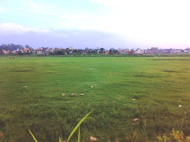 1mal pokhari ground 7 am