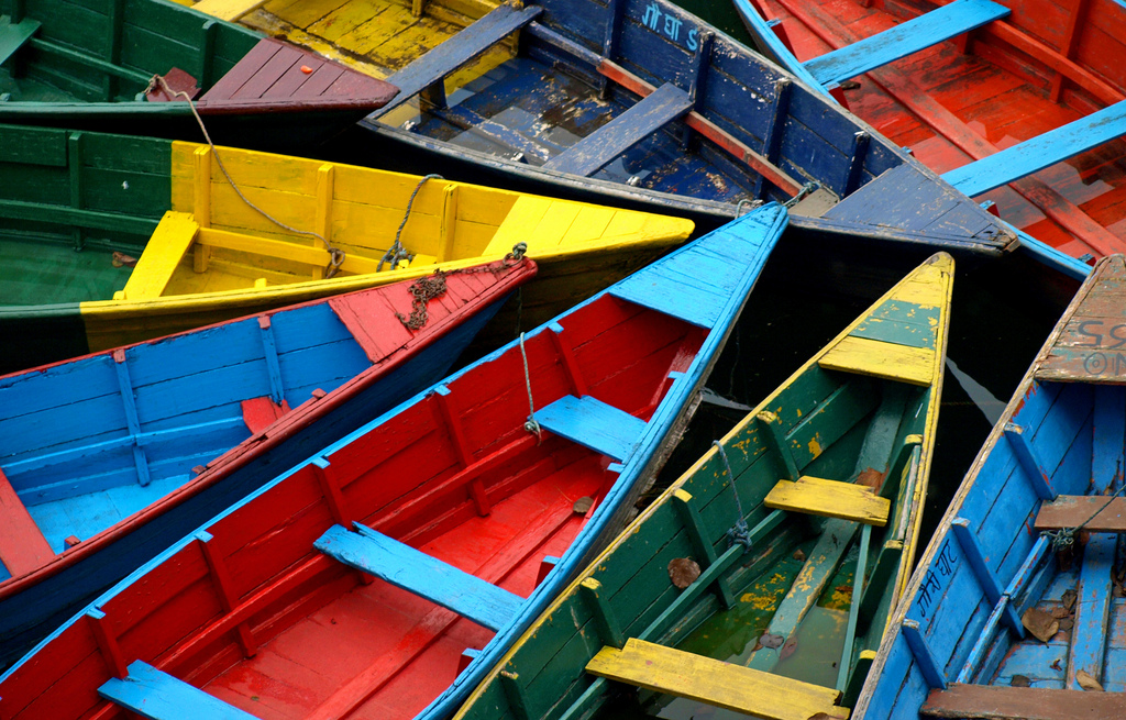 boats-on-phewa-lake