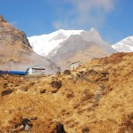 Machhapuchhre Base Camp, MBC