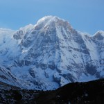 Annapurna I, 8091m, World's 10th Tallest Peak